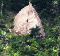 Los investigadores ya tenían evidencias de la existencia de este pueblo indígena.