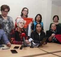 QUITO, Ecuador.- Activistas cuestionan que algunas de las funciones pasen a Secretaría de la Política. Foto: API
