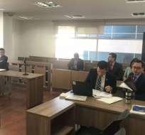 Corte de Pichincha reduce sentencia a exfuncionaria del IESS. Foto: IESS Twitter