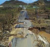 El territorio estadounidense pidió al Congreso US$139.000 millones para su recuperación.