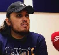 El ecuatoriano de 28 años desmitifica todos los esteriotipos de un gamer. Foto: Franklin Navarro