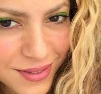 """La cláusula de contrato que """"esclavizaba"""" a Shakira. Foto: Instagram"""