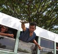 MANAGUA, Nicaragua.- Naciones Unidas sitúa en 23.000 el número de personas se han refugiado en Costa Rica. Foto: AP.