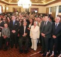 Todos los jubilados menores de 70 años podrán acceder a sus compensaciones. Foto: @ComunicacionEc