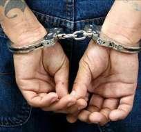 Juez dictó prisión preventiva contra los detenidos; se busca a perjudicados. Foto referencial / Archivo