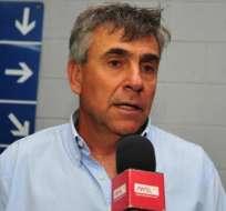 Darío Tempesta ya dirigió al Aucas en el 2017.