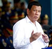 JERUSALÉN.- El presidente filipino generó controversia por declaraciones sobre los abusos sexuales. Foto: AP.
