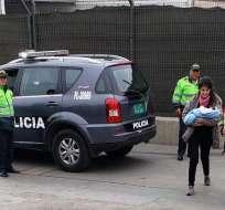 Los detenidos son Rosario Madueño, de 46 años, y su marido Jorge Tovar, de 48. Foto: Twitter