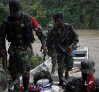 ELN liberará a rehenes en Colombia por su propia cuenta, sin garantías. Foto: Archivo - Referencial