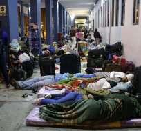 Las naciones reunidas en Quito acordaron aceptar papeles vencidos de migrantes. Foto: AP