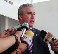 ECUADOR.- Según Vizueta, juez penal admitió que una fiscal le ofreció $300.000 para levantar prisión a exministro. Foto: Twitter