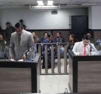 QUITO, Ecuador.- La investigación durará 90 días. Se busca saber quién ordenó uso de municiones en operativo. Foto: Twitter