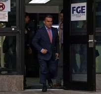 Investigación se relaciona con el secuestro al político Fernando Balda. Foto: Archivo API