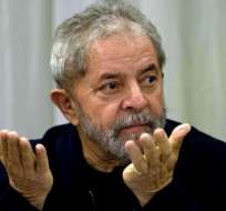 Juez rechaza recurso de Lula contra invalidación de candidatura. Foto: AP - Archivo