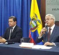 Según el secretario Eduardo Jurado, el fallo le podría costar al país millones de dólares. Foto: API