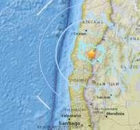 Los movimientos telúricos ocurrieron en la misma noche del fuerte temblor en Ecuador. Foto: USGS