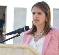 ECUADOR.- La ministra del Interior asume funciones en medio de críticas por su tendencia política. Foto: API