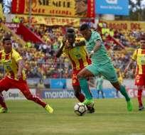 El futbolista recibió una medida cautelar que suspende la sanción en su contra. Foto: API