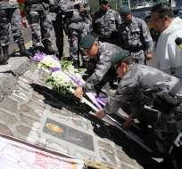 """QUITO, Ecuador.- La Fiscalía citó al militar que comandó la operación """"Rescate"""" durante el 30S. Foto: Archivo"""
