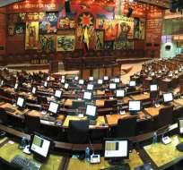 Asistente denuncia que entregaba mensualmente $500 de su sueldo a legislador. Foto: Archivo Medios Públicos