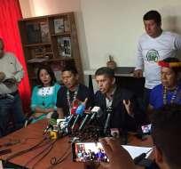 Afectados advierten una posible acción en contra del Estado ecuatoriano. Foto: @JacquelineRodas