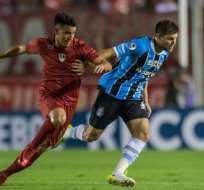 El entrenador Ariel Holan criticó a los aficionados del club que insultan al ecuatoriano. Foto: Tomada de @fergaibor