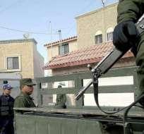 Hallan 166 cadáveres en fosa clandestina en el oriente de México. Foto: AFP - Referencial