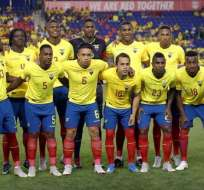 La selección ecuatoriana le ganó 2-0 a la de Guatemala el viernes 7 de septiembre del 2018. Foto: API