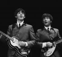 """Paul McCartney confesó que él y John Lennon participaron de una """"masturbación colectiva"""". Foto: Archivo/AP."""