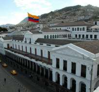 Estaba previsto que Moreno anuncie veto a Ley Anticorrupción aprobada en Asamblea. Foto: Archivo Medios Públicos