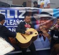 QUITO, Ecuador.- Jorge Glas fue sentenciado a 6 años de cárcel por asociación ilícita en caso Odebrecht. Foto: API