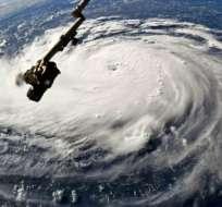 Se espera que Florence continúe dejando lluvias torrenciales durante días.