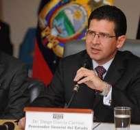 Pedido fue presentado por Mae Montaño; lo acusa de incumplimiento de funciones. Foto: Archivo