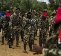 Gobierno ha exigido a guerrilla liberar a todos los rehenes en su poder. Foto: Archivo lafm.com.co