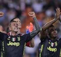 El delantero portugués vio la tarjeta roja al minuto del encuentro. Foto: JAVIER SORIANO / AFP
