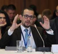 Juan Pablo Albán renuncia al Consejo de la Judicatura. Foto: Flickr Judicatura