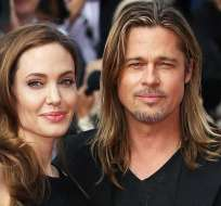 Jolie y Pitt se separaron hace dos años. Foto: archivo
