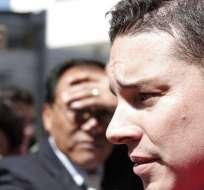 Espinel será procesado en nuevo juicio. Foto: API