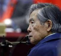 Magistrados del Juzgado Supremo de Investigación escucharon alegatos el viernes. Foto: AP