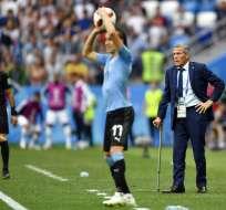 El entrenador de 71 años cumplirá su quinto ciclo al mando del equipo uruguayo. Foto: AP Foto/Martin Meissner, archivo