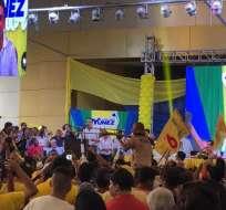SAMBORONDÓN, Ecuador.- La Alcaldía de Samborondón es uno de los cargos en disputa en los próximos comicios. Foto: Twitter.