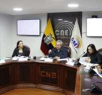 Consejo Nacional Electoral cierra registro para elecciones seccionales de 2019. Foto: Archivo