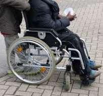 Jubilados con enfermedades catastróficas sin respuesta. Foto: Referencial