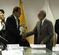 ECUADOR.- El Consejo de Participación transitorio aclaró que aplicará para sumarios pendientes. Foto: Archivo API