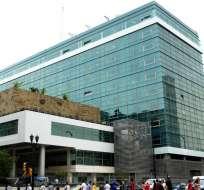 GUAYAQUIL, Ecuador.- En 7 contratos se detectaron nexos familiares con Paulo Rodríguez, extitular de Judicatura. Foot: Archivo