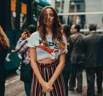 La artista enamora y pone a bailar a fanáticos con su pop urbano. Foto: Instagram MAGA Córdoba.