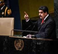 Ecuador votó por resolución histórica del Consejo de DD.HH. de la ONU sobre Venezuela. Foto: AFP