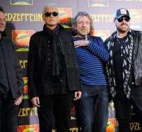 Nuevo juicio en EEUU contra Led Zeppelin. Foto: AFP - Referencial