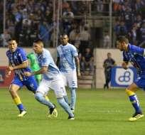 MANTA, Ecuador.- Los 'cetáceos' le ganaron 2-1 a los 'eléctricos' el último sábado. Foto: API