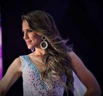 La nueva Reina de Guayaquil trabajará por la salud mental de los niños. Foto: ecuavisa.com